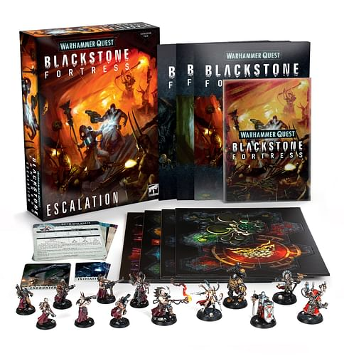 Warhammer Quest - Blackstone Fortress: Escalation