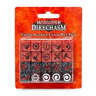 Warhammer Underworlds: Direchasm - Grand Alliance Chaos Dice
