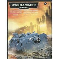 Warhammer 40000: Space Marine Vindicator