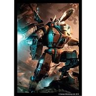 Warhammer 40000: Tau Empire Art Sleeves 63 x 88 mm (FFG)