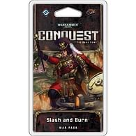 Warhammer 40000 Conquest LCG: Slash and Burn