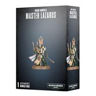 Warhammer 40000: Dark Angels Master Lazarus