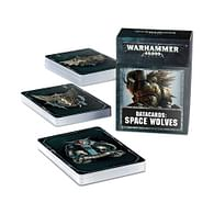 Warhammer 40000: Datacards Space Wolves