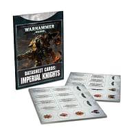 Warhammer 40000: Datasheet Cards - Imperial Knights