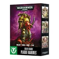 Warhammer 40000: Easy to Build - Death Guard Plague Marines
