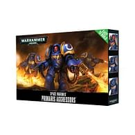 Warhammer 40000: Easy to Build - Primaris Aggressors