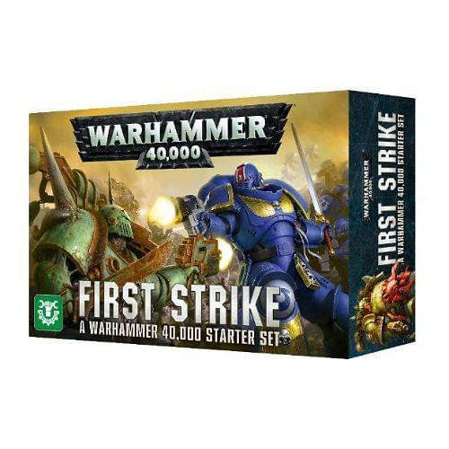 Warhammer 40000: First Strike