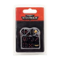 Warhammer 40000: Kill Team Dice - Astra Militarum