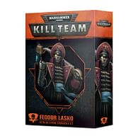 Warhammer 40000: Kill Team - Commander Feodor Lasko