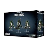 Warhammer 40000: Necron Tomb Blades