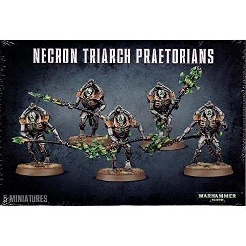 Warhammer 40000: Necron Lychguard / Triarch Praetorians