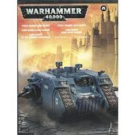 Warhammer 40000: Space Marine Land Raider Crusader / Redeemer