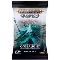 Warhammer Age of Sigmar: Champions Wave 2 - Onslaught Booster