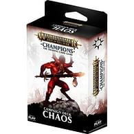 Warhammer Age of Sigmar: Chaos Campaign Deck