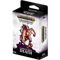 Warhammer Age of Sigmar: Death Campaign Deck