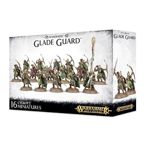 Warhammer Age of Sigmar: Wanderers - Glade Guard