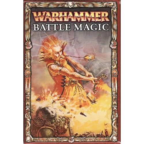 Warhammer Fantasy Battle: Battle Magic
