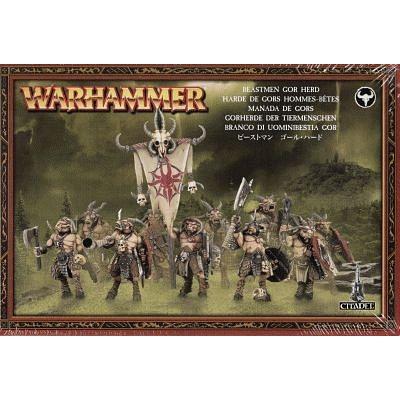Warhammer Fantasy Battle: Beastmen Gor Herd