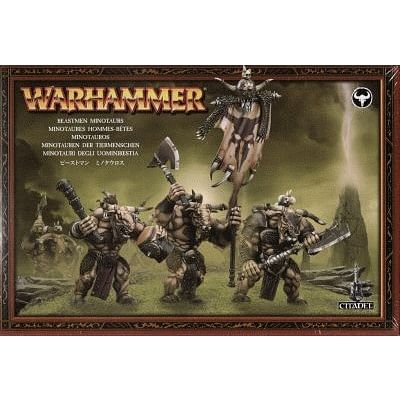 Warhammer: Age of Sigmar: Warherds Braygors