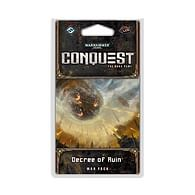 Warhammer 40000 Conquest LCG: Decree of Ruin