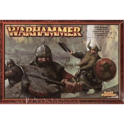 Warhammer Fantasy Battle: Dwarf Warriors