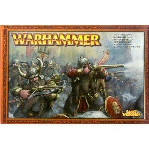 Warhammer Fantasy Battle: Dwarf Thunderers / Quarrellers