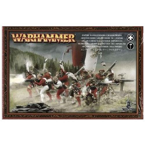 Warhammer Fantasy Battle: Empire State Handgunners