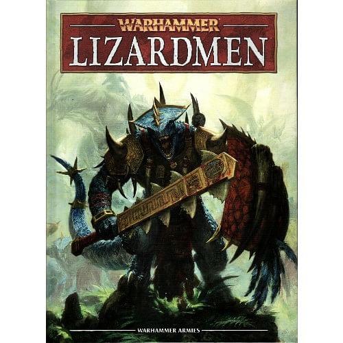 Warhammer Fantasy Battle: Lizardmen Army Book