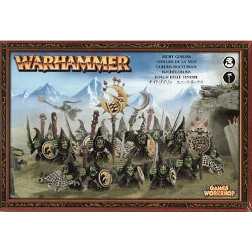 Warhammer Fantasy Battle: Night Goblin Regiment