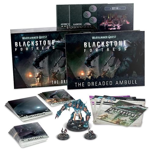 Warhammer Quest: Blackstone Fortress - The Dreaded Ambull