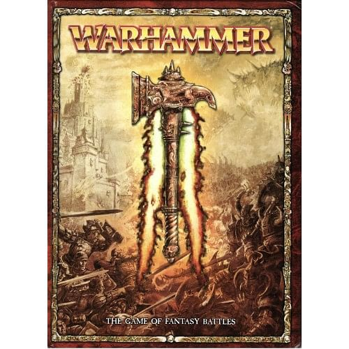 Warhammer Fantasy Battle: Rulebook