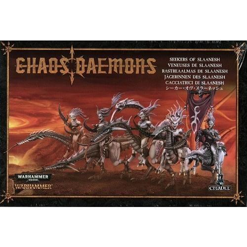 Warhammer: Seekers of Slaanesh