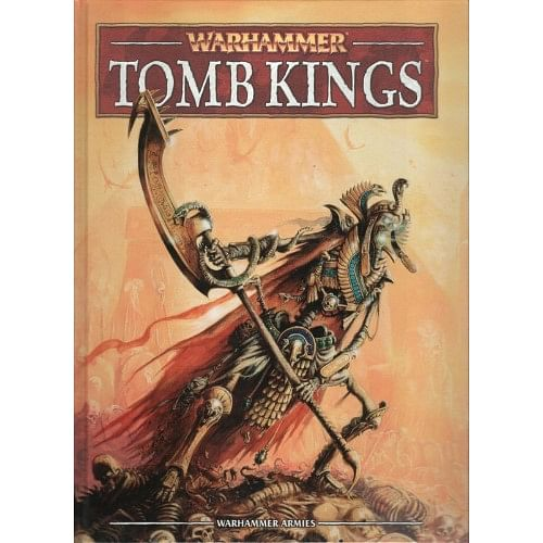 Warhammer Fantasy Battle: Army Book Tomb Kings