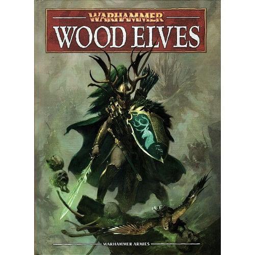 Warhammer Fantasy Battle: Army Book Wood Elves