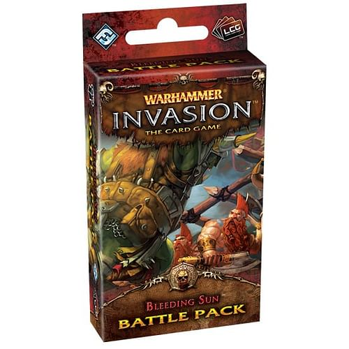 Warhammer Invasion LCG: Bleeding Sun