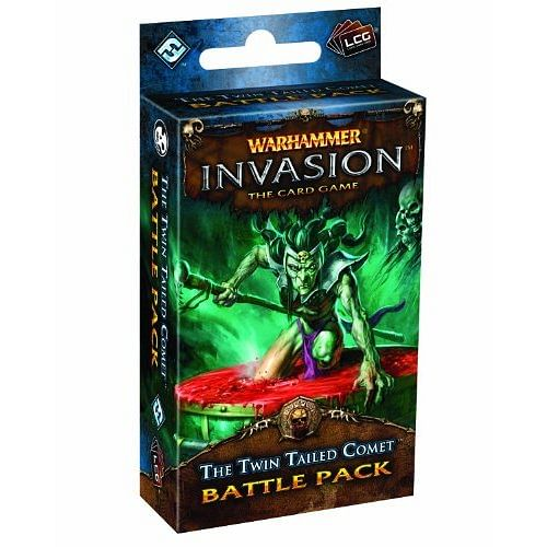 Warhammer Invasion LCG: Twin Tailed Comet