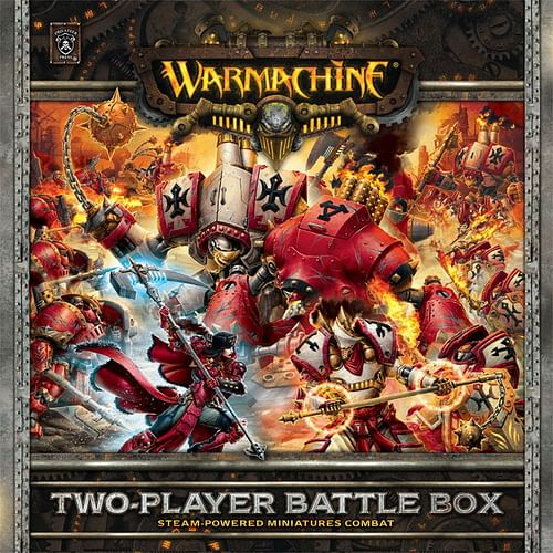 Warmachine: Two-Player Battle Box (Khador vs. Protectorate)