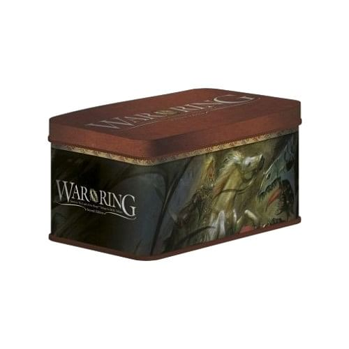 War of the Ring Card Box and Sleeves