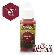 Warpaints Vampire Red