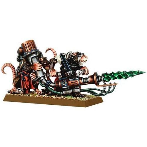 Warhammer Fantasy Battle: Skaven Warp-grinder Weapon Team
