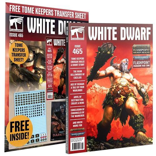 White Dwarf June 2021