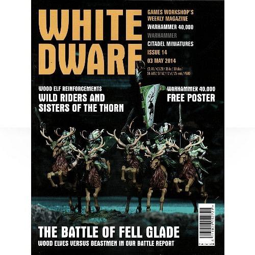 White Dwarf Weekly 14