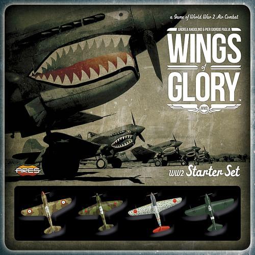 Wings of Glory: WW2 Starter Set