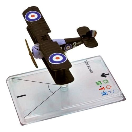 Wings of War Miniatures - Series 2: Sopwith Snipe (Baker)