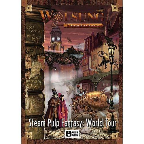 Wolsung: Steam Pulp Fantasy - World Tour