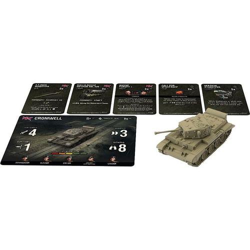World of Tanks Miniatures Game: British Cromwell
