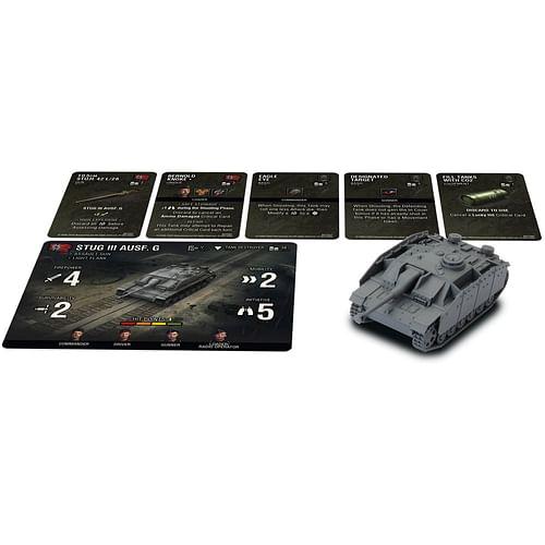 World of Tanks Miniatures Game: German StuG III G