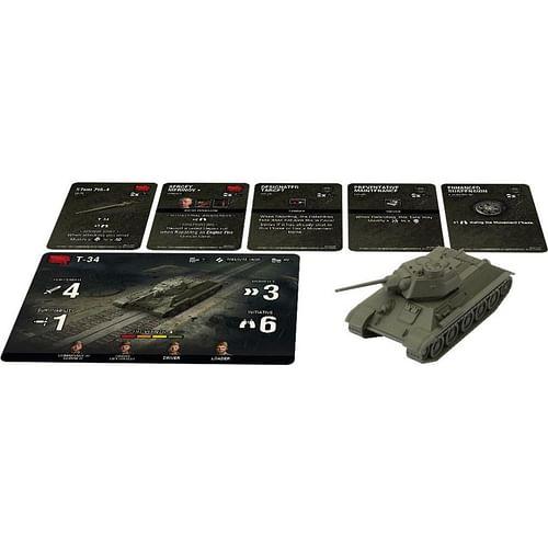 World of Tanks Miniatures Game: Soviet T-34