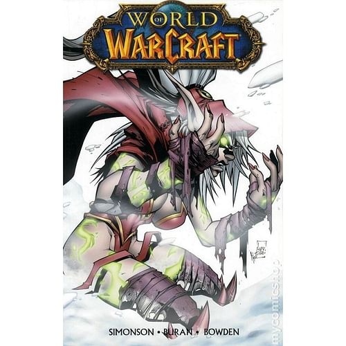 World of Warcraft II (komiks)