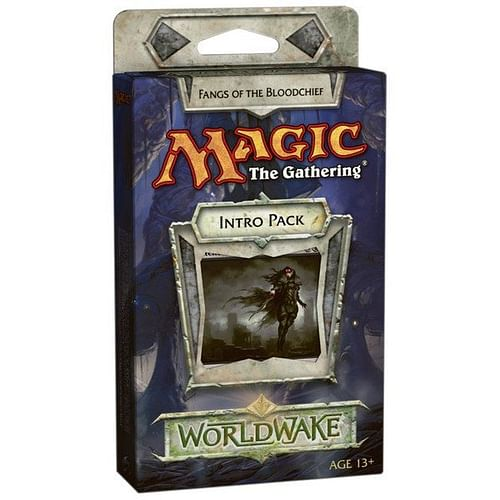 Magic: The Gathering - Worldwake Intro Pack: Fangs of the Bloodchief